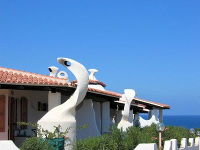 Photo for Vacation home Sa Fiorida Milli  in Valledoria, Sardinia - 8 persons, 4 bedrooms
