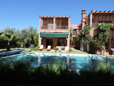 Photo for 4BR Villa Vacation Rental in Marrakech