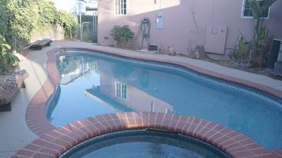 Photo for REMODELED HOUSE @ NICE/SAFE location with HEATED POOL and Jacuzzi