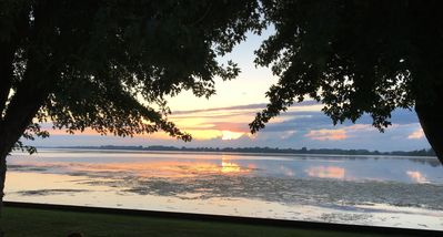 Photo for Fabulous Sunsets Await!! Rondeau Bay