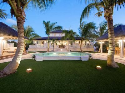 Photo for Acajou Villa- A Gorgeous Canal Front with Private Dock