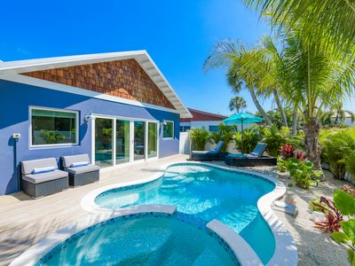 Photo for Amazing remodeled home- private pool and spa - Great Location!
