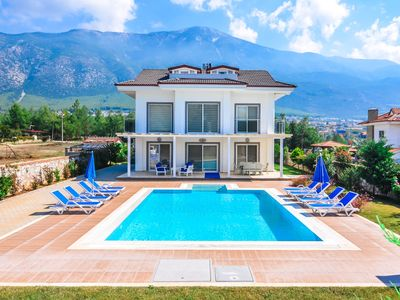 Photo for Family friendly villa surrounded by the green valley