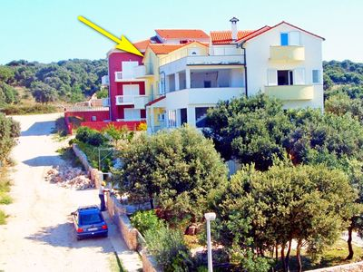 Photo for Apartments Roža, (15739), Mandre, island of Pag, Croatia