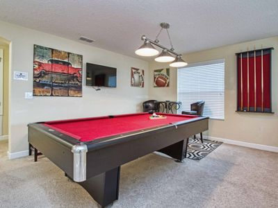 Photo for 3515PP PROFESSIONALLY DECORATED, 2 MASTER SUITES, PRIVATE POOL AND GAME ROOM!!