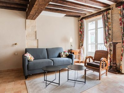 Photo for CHARMING STUDIO IN THE HEART OF LATIN QUARTER - TWO STEPS AWAY FROM THE PANTHEON