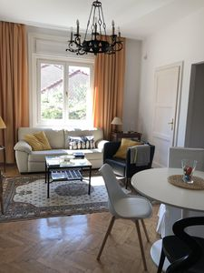 Photo for Nice apartment on Buda side very close to the city center