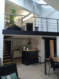 Photo for A loft at the ocean in a quiet and residential environment