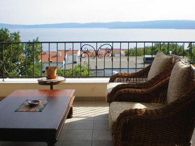 Photo for Apartment Zupanic, Selce  in Kvarner Bucht - 4 persons, 1 bedroom