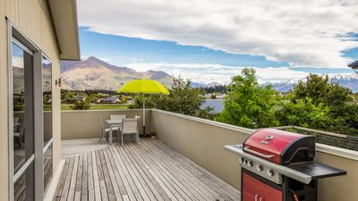 Photo for Jaw dropping mountain views | Stylish and modern | Generous balcony