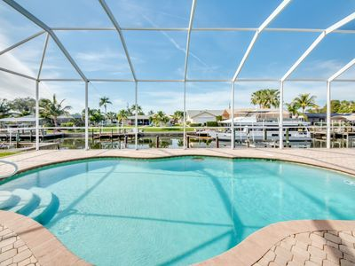 Photo for Roelens Vacations - Villa Coral Sunset - Cape Coral