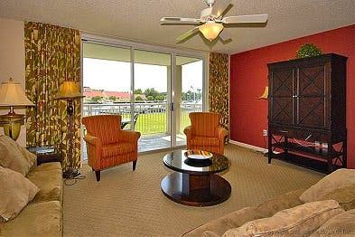 Photo for Yacht Club Villas 2-103, 3  Bedroom Waterfront Condo, Hot Tub and Free Wi-Fi!
