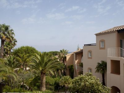 Photo for 1 bedroom accommodation in Le Lavandou
