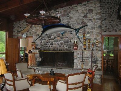 Photo for Lodge with Breathtaking View of Georgian Bay and Lacloche Mnts