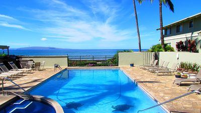 Photo for Enjoy Paradise watching the sunset over the ocean from your Lanai or the pool