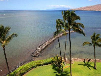 Photo for Perfect Ocean Front Location - Starting @ $445.00/night - Menehune Shores #218