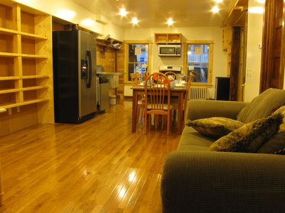 Photo for NEW: Gorgeous woodwork, historic and spacious carriage house, chef's kitchen!