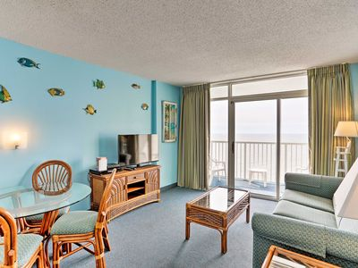 Photo for NEW! Myrtle Beach Condo w/Views, Pool & Lazy River