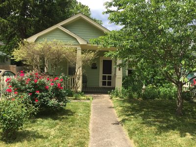 Photo for Charming, Artsy, Craftsman Bungalow, Near Downtown Asheville