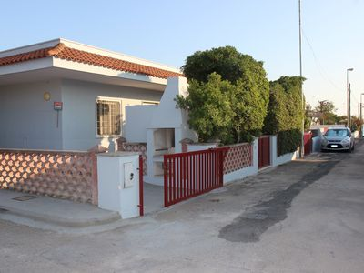 Photo for Villa on the sea 10 km from the beaches of Gallipoli