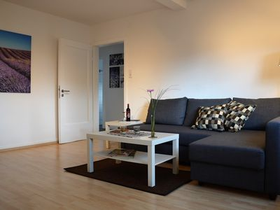 Photo for Apartment on Watereck - Renovated 2.5 room apartment, 50 m² in Duisburg Nord