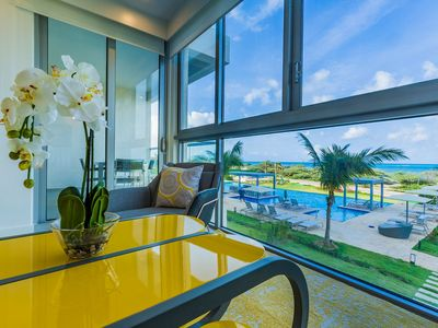 Photo for Keep calm and welcome to a paradise dreamed condo. 3 BDR Azure-211