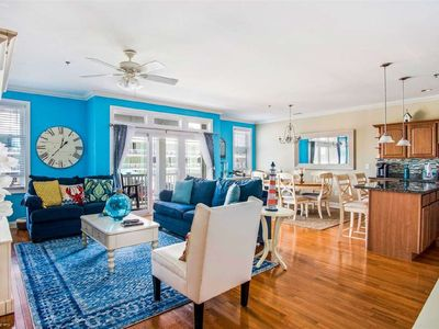 Photo for OceanView PRIME location 3 Bedroom 2.5 Bath Close to Boardwalk and Conv Center
