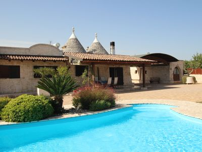 Photo for Your own paradise in Puglia with private pool and just over 5 minutes into town