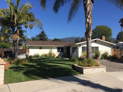Photo for A Comfortable Remodeled Family Retreat Just Minutes From All SB Attractions!