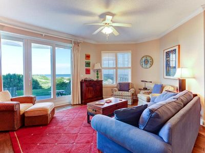 Photo for Delightful First Floor Oceanfront Condo with Beautiful Sunrise Views!