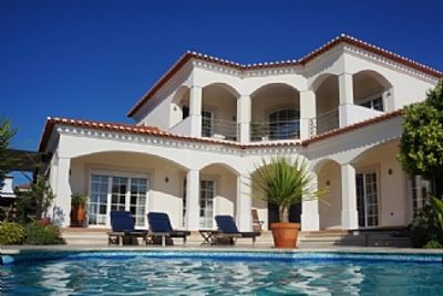 Photo for A luxurious 4br Villa With Private Pool, Jacuzzi On Golf Resort with sea view