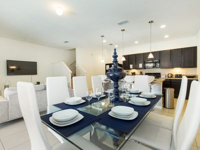 Photo for 4 Bedroom/3.5 Bathrooms Solterra (4747TD)