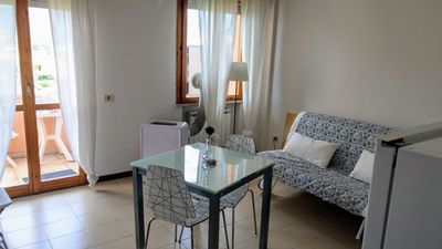 Photo for Modern apartment, 10 min from the center and 20 min away from the sea