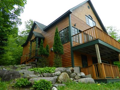 Photo for High end private home w/ beautiful Bigelow Mtn View! Perfect for summer getaway!