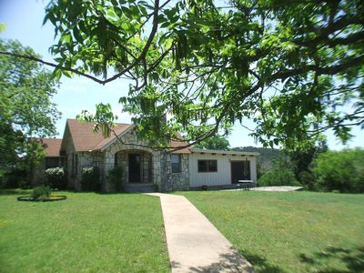 Photo for Great Family Accommodations near Camps and Guadalupe River