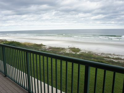 Photo for Restful Luxurious Beachfront Dual Oceanfront Master Bedrooms Tower 8 Ponce Inlet