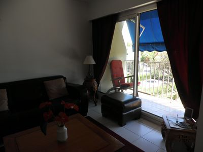 Photo for 2BR Apartment Vacation Rental in Fréjus Plage, Provence-Alpes-Côte d'Azur