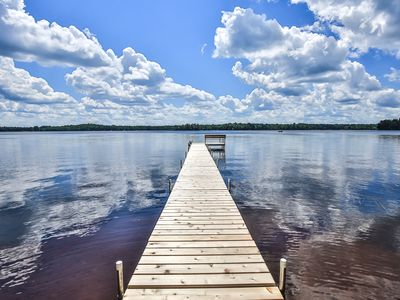 Photo for Are you looking for a great Northwoods family experience?