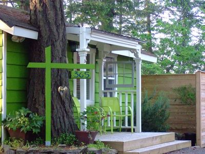 Photo for Follow your heart and the way to Heart Hill Cottage...Nightly Rate $150CDN/$110U