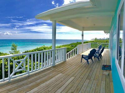 Photo for 4 Beds,4 Baths! Ocean views EVERY room! Beautiful New Home on Breathtaking Beach