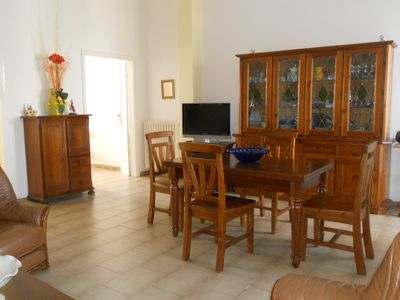 Photo for Typical house with garden 4 minutes walk from the sea.