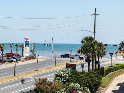 Photo for Sunny oceanfront condo w/ great views, private balcony, & shared pool/hot tub