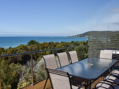 Photo for Short term beach front holiday rental property with beautiful vistas