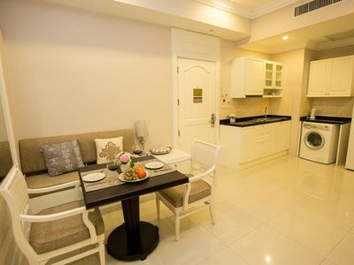 Photo for Fully furnished two bedroom in Sukhumvit