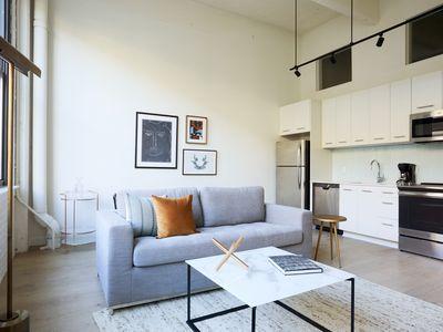 Photo for Sonder | Museum District | Gorgeous 1BR + Lounge