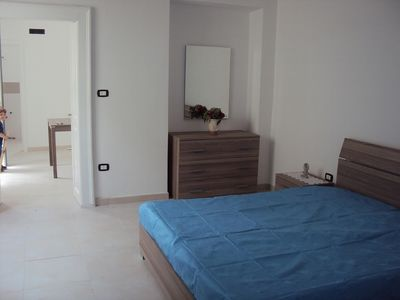 Photo for ACCOMMODATION ON THE SEA IN MARINA DI MANCAVERSA-GALLIPOLI 4 PLACES