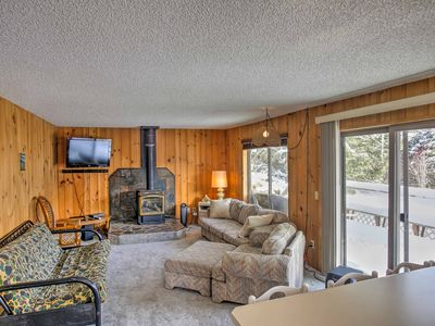Photo for Cozy Worley Cabin w/ Lake Access & Gas Grill!