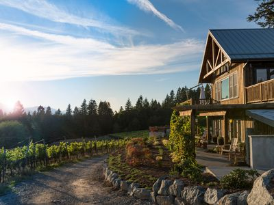 Photo for The Grouse House at Blue Grouse Winery