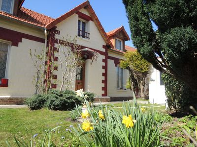 Photo for 2BR House Vacation Rental in Dieppe, Normandie
