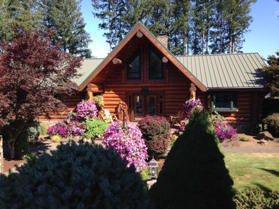 Photo for Serene & Secluded: Horse Amenties, Trails, Hiking, Fishing, Swimming, Boating